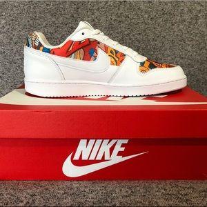 Nike Shoes | Nike Ebernon Low Triple